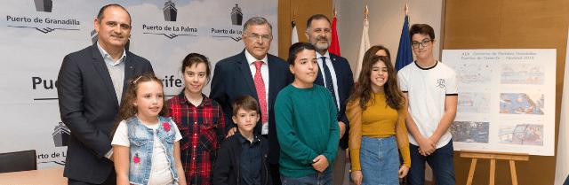 Entregados los premios de la XIX Edición del Concurso de Postales Navideñas