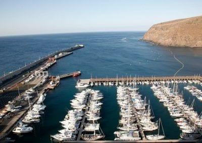 Marina de La Gomera