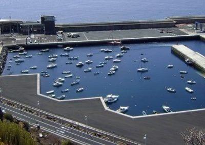 Puerto y Marina de El Hierro