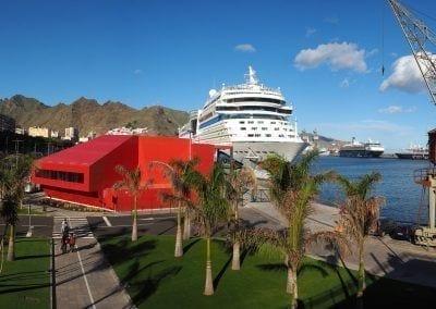 Nueva Terminal de Cruceros