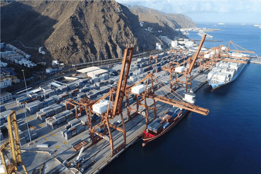 TCT Terminal de Contenedores de Tenerife