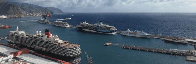 Los puertos de la provincia despiden el año con 186 mil cruceristas en diciembre