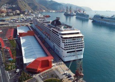 Estación de Cruceros Tenerife