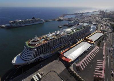 Tenerife cruceros
