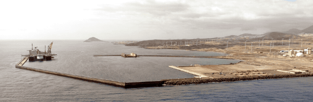 Viario Puerto de Granadilla