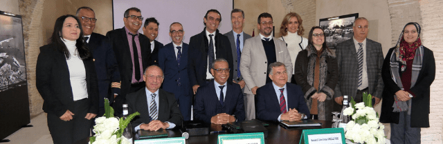 Collaboration portuaire entre Tenerife, Málaga et Tanger afin de promouvoir le trafic de croisières