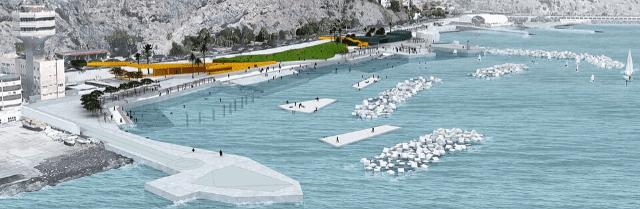 El Gobierno autoriza la firma del convenio que permitirá abordar las obras la Zona de Charcos en el litoral de Valleseco