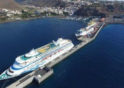 puerto La Gomera