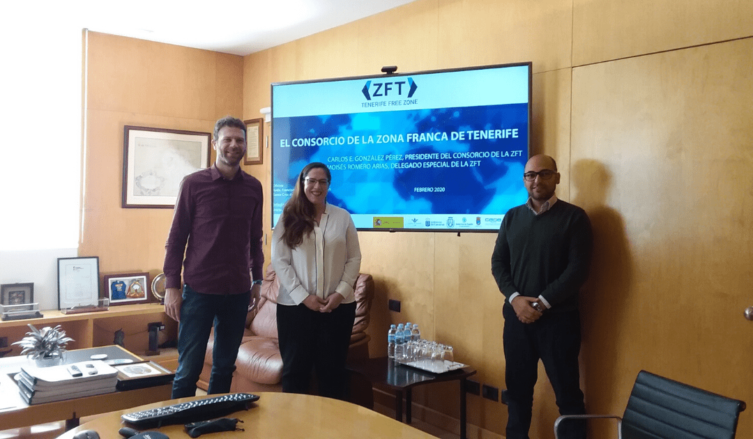 Free Trade Zone and Young Entrepreneurs of Tenerife join together to boost employability of entrepreneurs