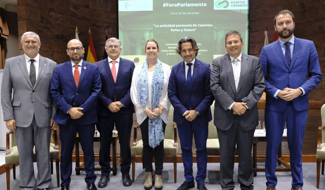 Puertos de Canarias y zonas francas apuestan por la unidad de acción para afrontar con éxito el futuro de estas infraestructuras vitales