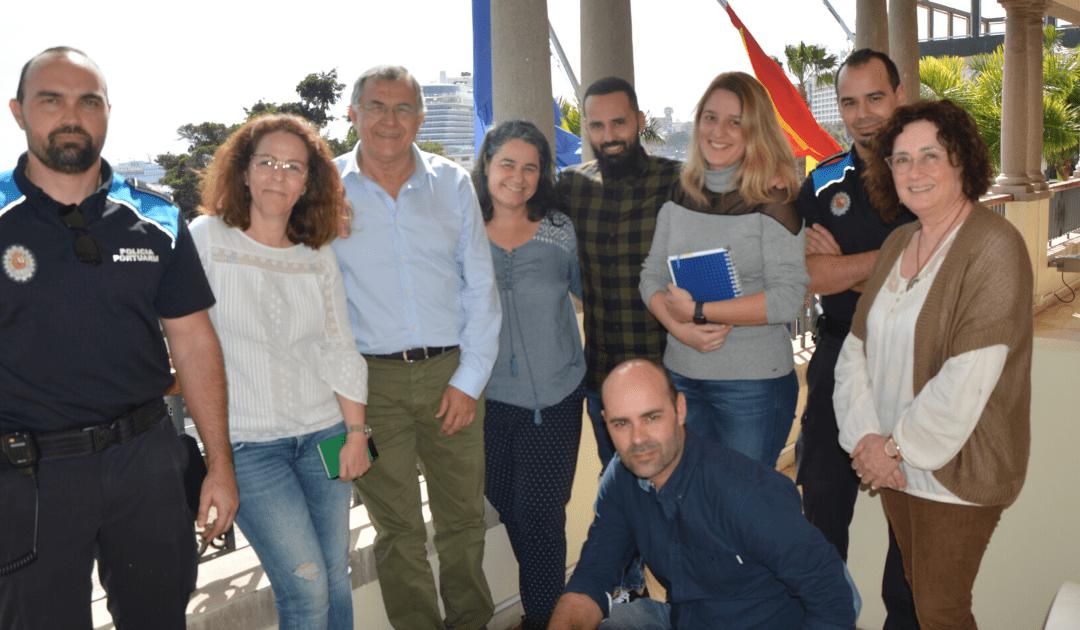 Plan de igualdad de Puertos de Tenerife