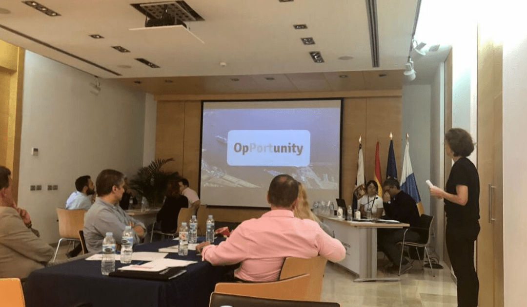Ports of Tenerife rely on open innovation with Demola