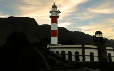 Los faros de la provincia de Santa Cruz de Tenerife se encienden por el día internacional de las ayudas a la navegación