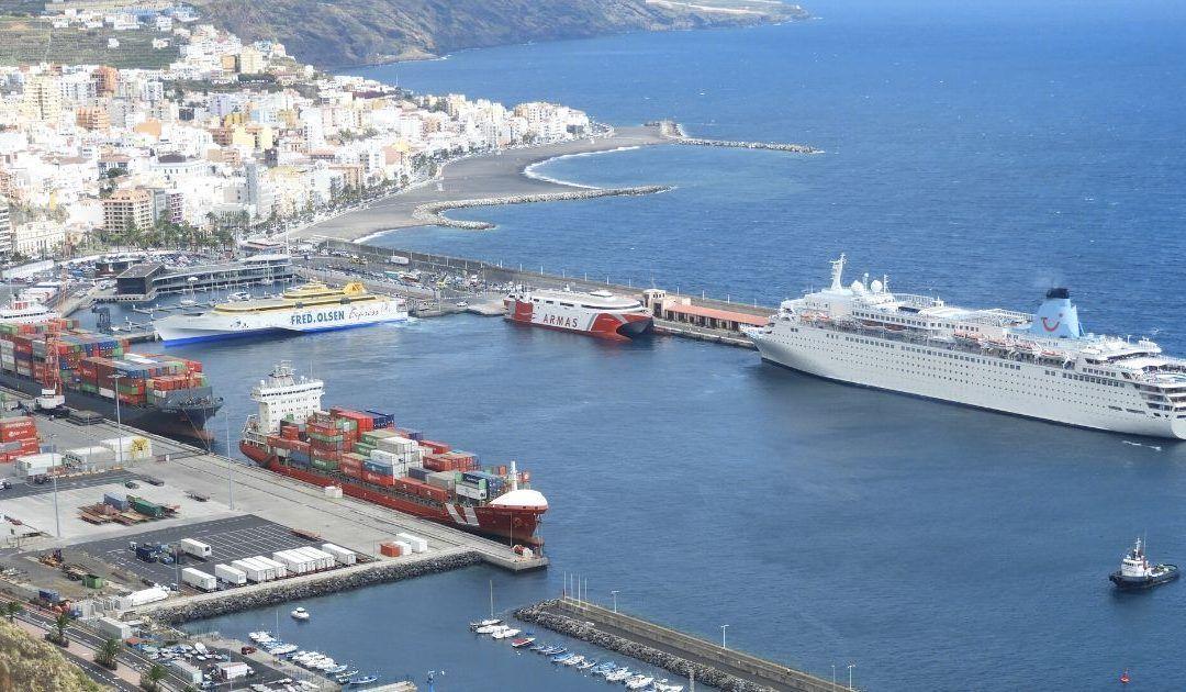 Iniciado el procedimiento para la aprobación del plan director del Puerto de La Palma