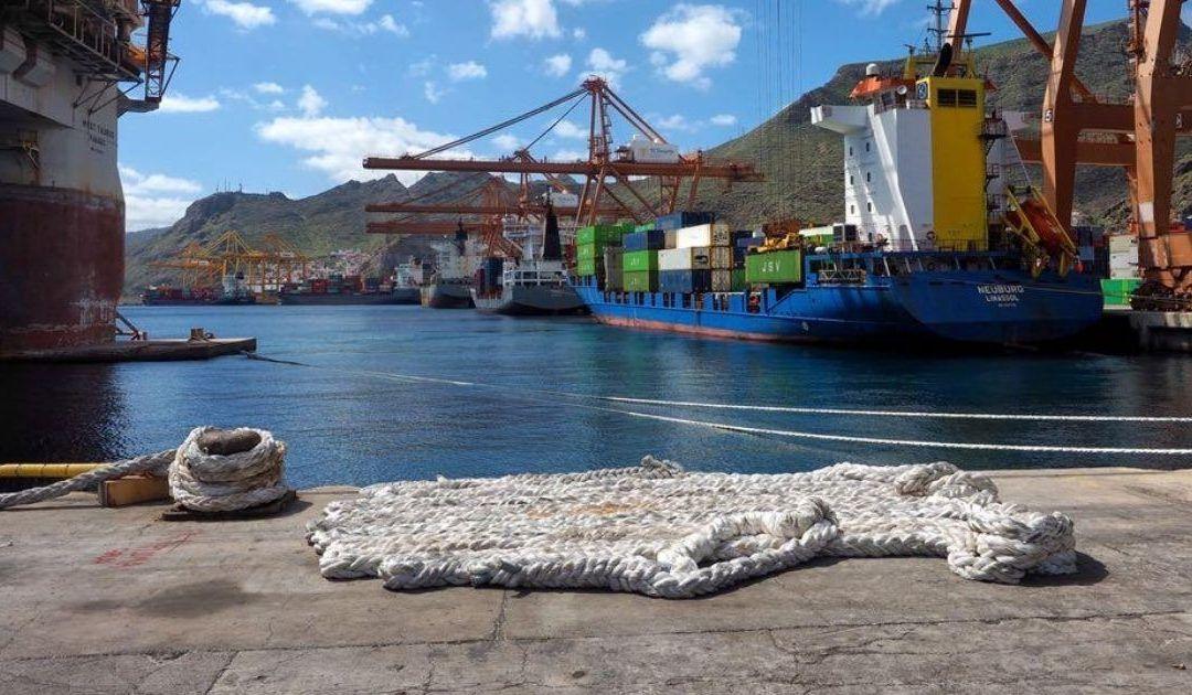 La Autoridad Portuaria de Tenerife, pionera en el uso de blockchain en el despacho a buques