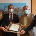 Puertos de Tenerife recoge la certificación AENOR