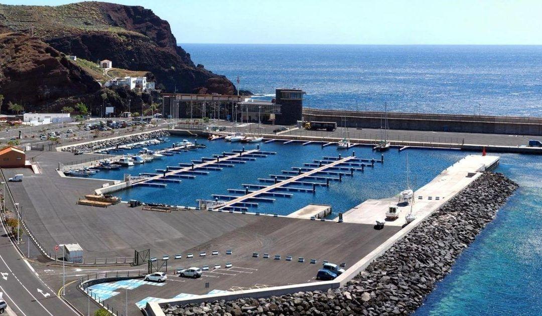 Nueva mejora de las instalaciones del Puerto de La Estaca con dos proyectos que arrancan en septiembre