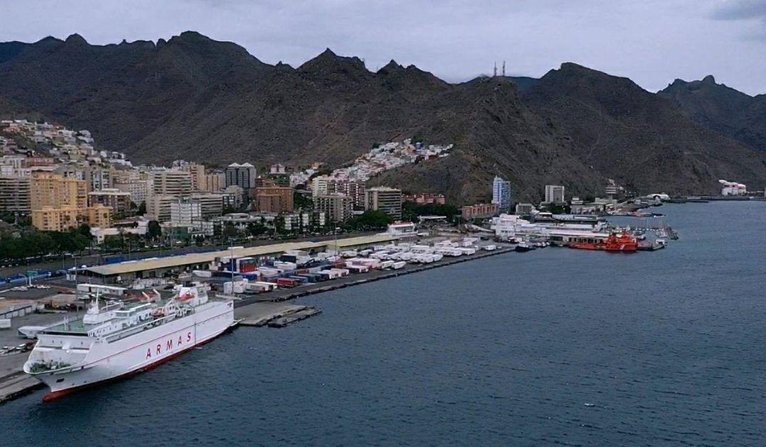 Puertos del Estado pone en marcha con la Autoridad Portuaria de Tenerife un proyecto piloto de suministro eléctrico a buques a partir de hidrógeno