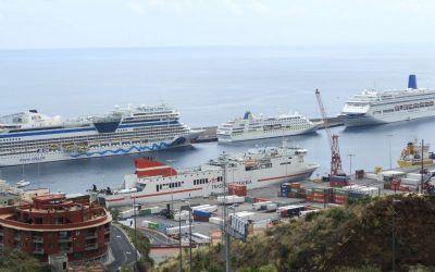 Mejora de la eficiencia energética del puerto de La Palma con una inversión superior a los 400 mil euros