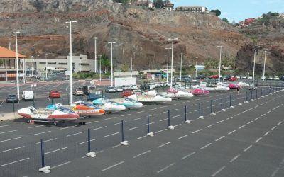Comienzan los preparativos de la Talisker, la regata que une La Gomera con Antigua y Barbados a golpe de remo