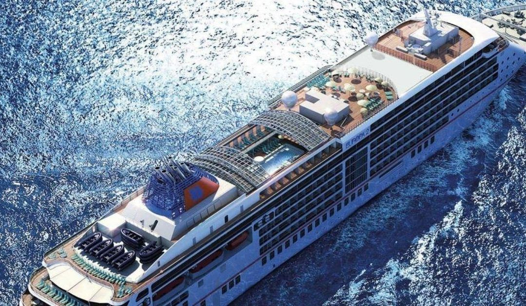 """El Puerto de Tenerife, base desde mañana para el crucero de lujo """"Europa2"""""""