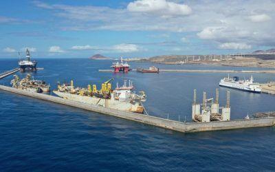 Puertos de Tenerife adjudica obras por más de 14 millones en euros en su último consejo del año