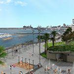 Nuevo paseo en litoral de Valleseco