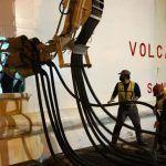 Suministro de electricidad a buques en atraque