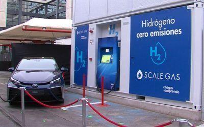 DISA y Enagás impulsan la creación de un hub de hidrógeno verde en Canarias