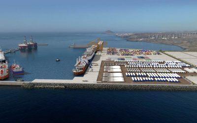 Puertos de Tenerife desestima y archiva la solicitud de concesión para la regasificadora de enagás en Granadilla