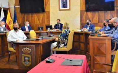 La Autoridad Portuaria de Tenerife presenta en La Palma el Plan Director de Infraestructuras de su puerto