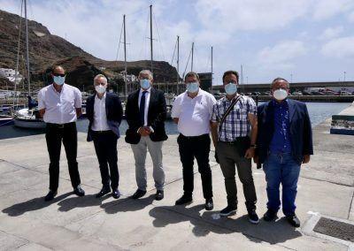 Delegación de Puertos de Tenerife en La Estaca