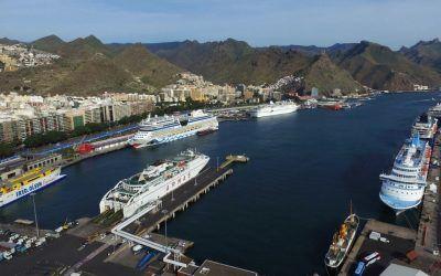 A concurso el saneamiento de la Dársena de Anaga y el Muelle de Enlace por más de dos millones de euros
