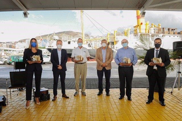 Puertos de Tenerife reconoce el trabajo en prevención de riesgos laborales en el ámbito portuario