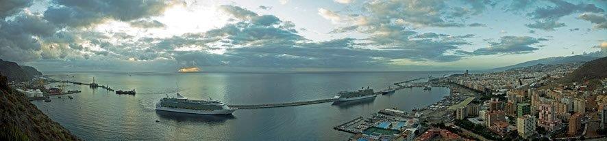 La Autoridad Portuaria cede terrenos a Santa Cruz de Tenerife para uso municipal
